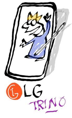 LG realizó una Master Class con el caricaturista Trino para desarrollar arte digital con el LG Q Stylus Alpha - lg-q-stylus-trino-275x450
