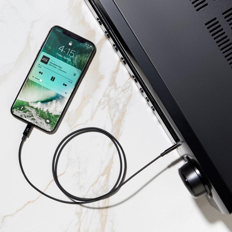 Belkin añade el cable de Audio de 3.5 mm con Conector Lightning - lightning-3-5mm-audiobelkin-2-800x800