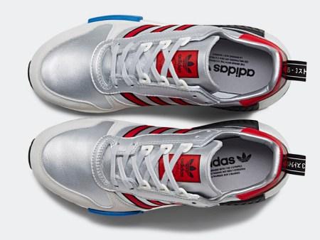 Never Made: la colección de adidas Originals que revolucionará el futuro de los sneakers - rising-star-xr1_adidas
