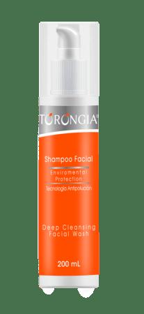 Torongia lanza Skin Care, líneafacial unisex para las zonas más complejas para reafirmar - shampoo-facial-207x450