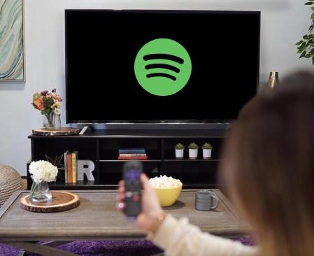Spotify regresa a los reproductores Roku y Roku TV