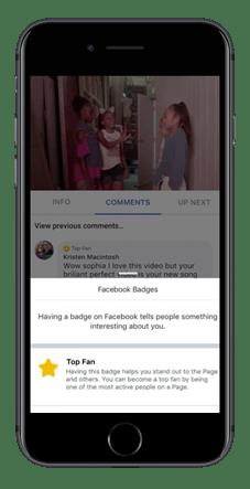 Facebook lanza estrenos, encuestas y Top Fans - top-fans-facebook