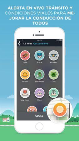 Las funciones de Waze que estamos seguros no conocías y vas amar - waze-reporting-screen-espanol_latam-253x450