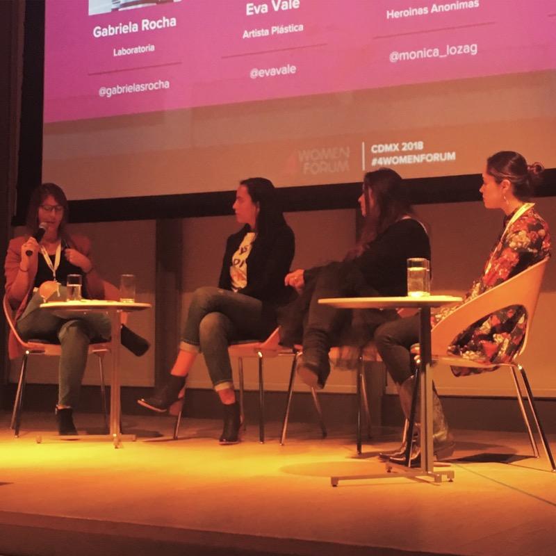 4Women Forum, donde más de 250 mujeres se reúnen para redefinir el concepto de éxito - 4women-forum-mexico_2
