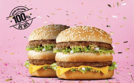 Big Mac, la hamburguesa más famosa de McDonald's cumple 50 años