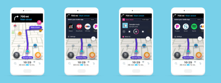 Waze Audio Player, una experiencia de conducción perfecta