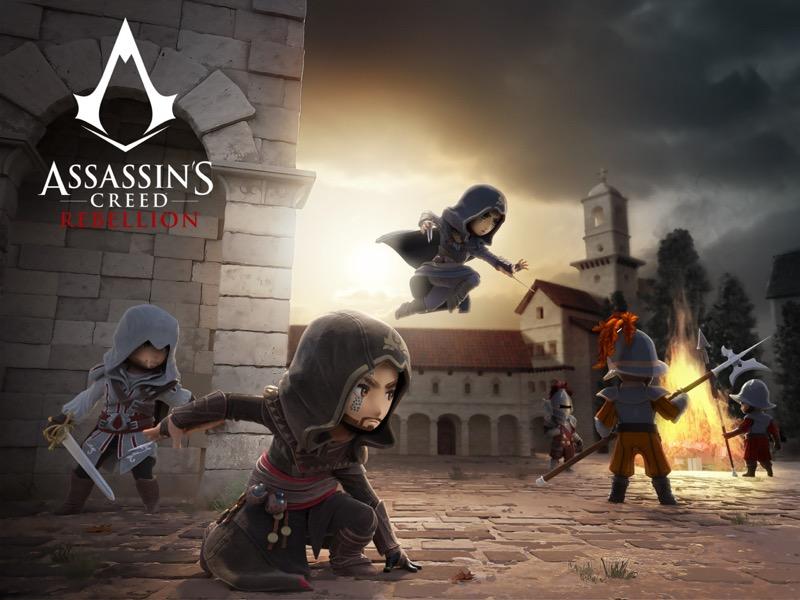 Assassin's Creed Rebellion ¡ya disponible para dispositivos móviles! - assassins-creed-rebellion-800x600