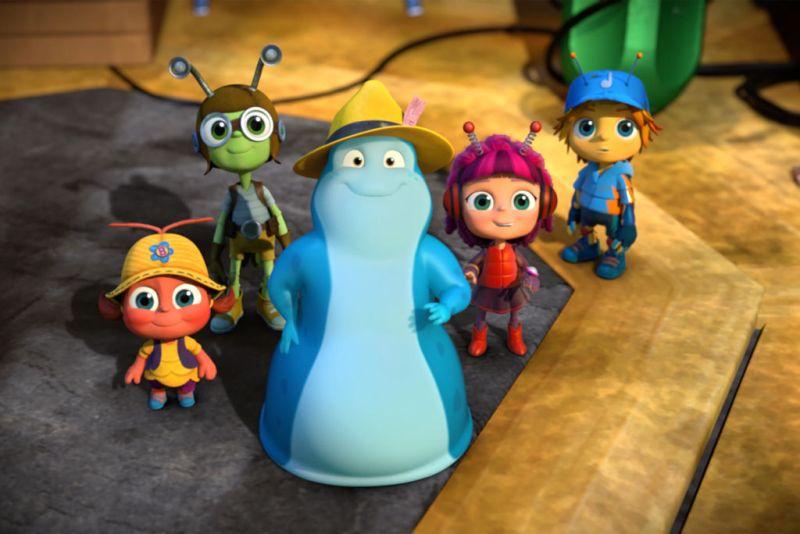 Estrenos en Netflix en noviembre 2018 que no te puedes perder - beat-bugs_-temporada-3