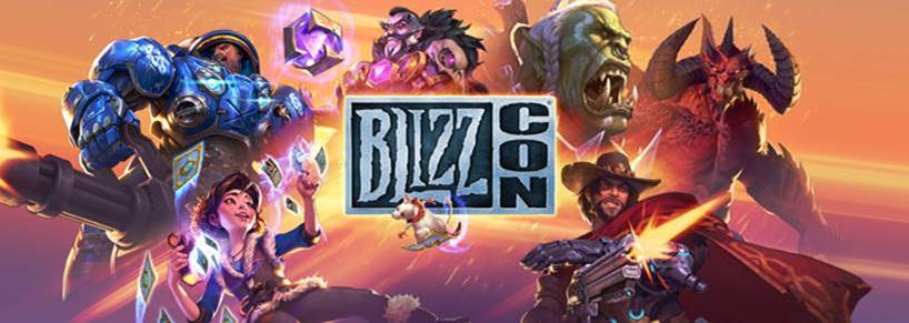 BlizzCon 2018: Legendary universes and new stars esports - blizzcon