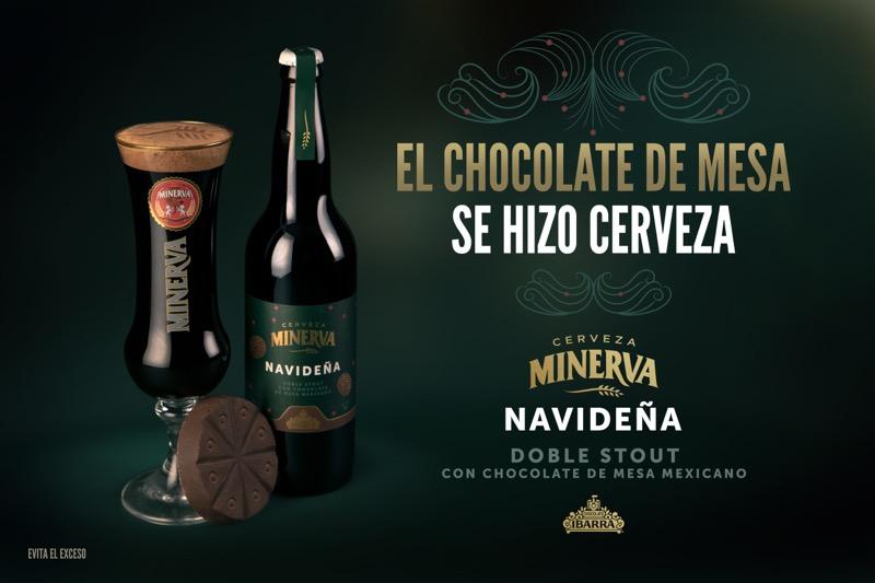 Cerveza Minerva presenta un nuevo clásico de la temporada navideña - cerveza-navidencc83a-minerva-2019