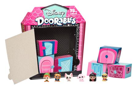 Doorables de Bandai ¡conoce a los personajes más memorables de Disney en versión mini!
