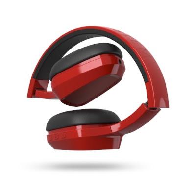 ¡El día de Muertos llegó de la mano de Energy Sistem! - energy-headphones-1-bluetooth-red