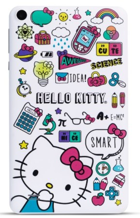Nuevas tabletas de STF mobile con Android Go ¡llegan para el Buen Fin! - hello-kitty-2