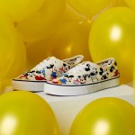Vans celebra los 90 aniversario de Mickey Mouse: The True Original - ho18_classics_authentic_mickeysbirthday_truewhite_elevated