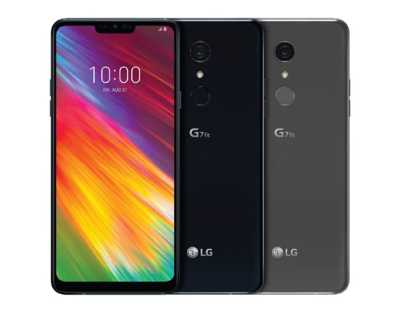 LG G7 Fit ¡conoce las características del nuevo teléfono inteligente de LG! - lg-g7-fit-800x615