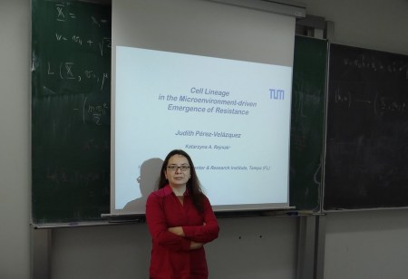 Científica mexicana a punto de obtener el más alto nivel académico en Alemania