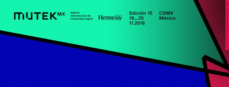 MUTEK.MX, Festival Internacional de Creatividad Digital y el British Council del 19 al 25 de noviembre - mutek_mx-800x305