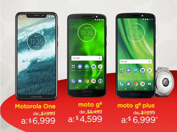Oferta de celulares Motorola en el Buen Fin 2018 ¡Con increíbles descuentos! - oferta-de-celulares-motorola-en-el-buen-fin-2018