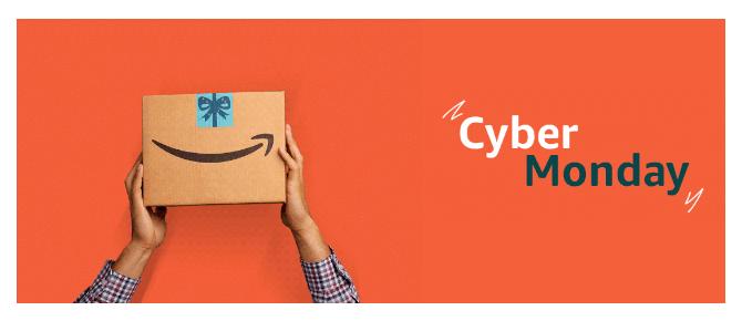 Las ofertas destacadas de Amazon México durante Cyber Monday - ofertas-amazon-cyber-monday