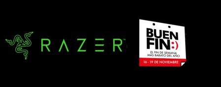 Las promociones que Razer tendrá para el Buen Fin para los gamers