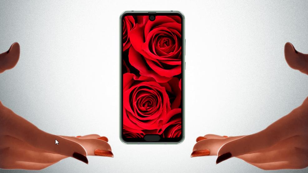 """Uno no es ninguno: Sharp lanza un smartphone con dos """"notch"""" en pantalla - sharp-aquos-r2-hero"""