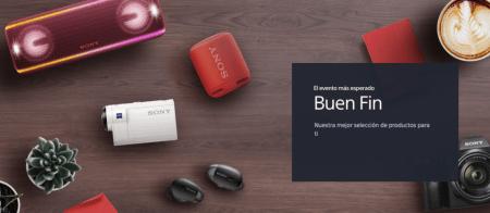 Cámaras, pantallas, barras de audio y más de Sony presentes en El Buen Fin 2018