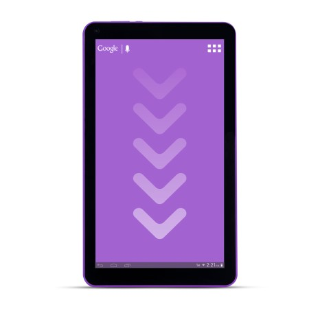 Nuevas tabletas de STF mobile con Android Go ¡llegan para el Buen Fin! - tableta-block-go-10_blockta_purple-2-1