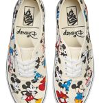 Vans celebra los 90 aniversario de Mickey Mouse: The True Original - ucl_-authentic_disney_-mickeys-birthday-true-white_-top