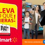 Promociones de Sam's, Walmart y Aurrera en El Buen Fin 2018