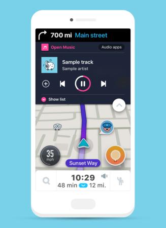 Waze Audio Player, una experiencia de conducción perfecta - waze-audio-player_3