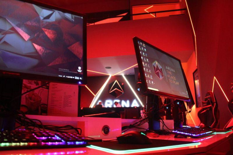 ARENA, la mejor experiencia de Videojuegos llega a Guadalajara