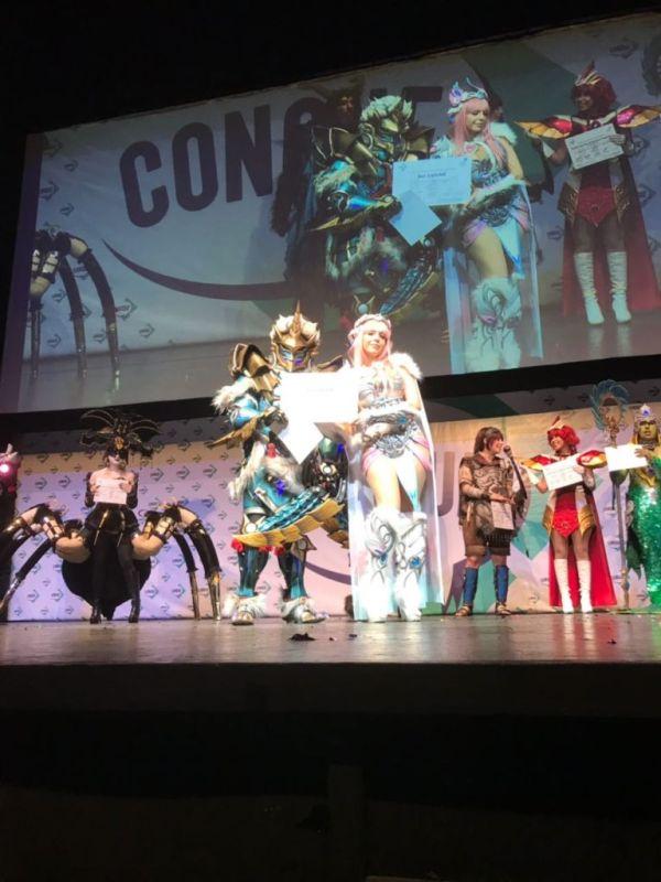 CONQUE, el evento de Cómics y Entretenimiento anuncia su Edición 2019 - cosplay-conque-600x800
