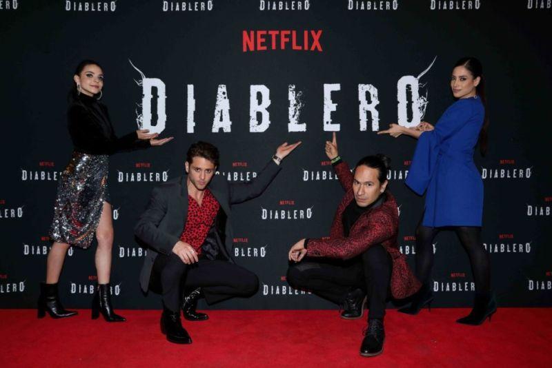 Los protagonista de Diablero se apoderan de las calles de la Cuidad de México - diablero-800x534