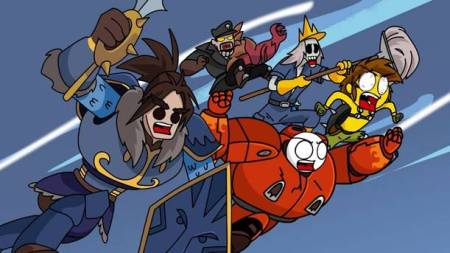 Episodio «Heroes of the Storm» de la serie animada Vete a la Versh ¡ya disponible!