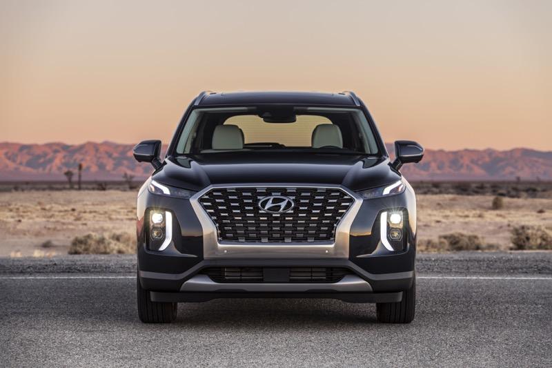 Hyundai Motor presenta la totalmente nueva SUV Palisade 2020 - hyundai-suv-palisade-2020-800x533
