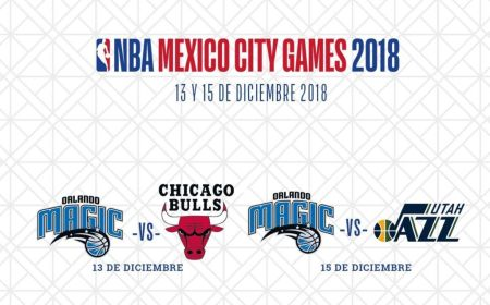 Orlando vs Toros de Chicago, NBA México 2018 ¡En vivo por internet!