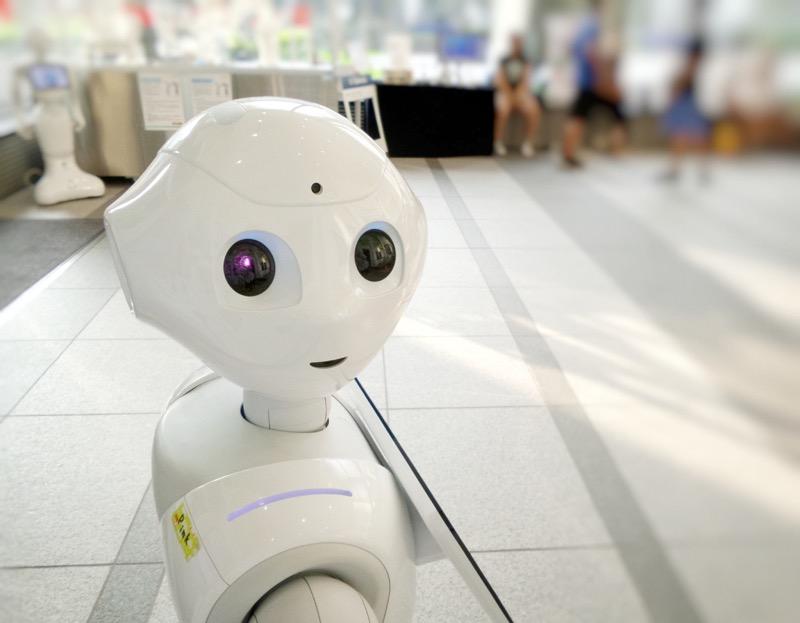 Tecnologías que se mantendrán en tendencia en 2019 - robotica-800x623