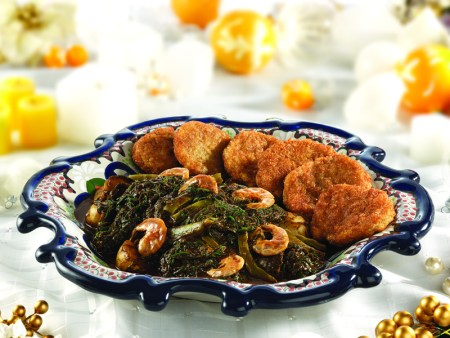 Los platillos tradicionales en las fiestas decembrinas y su gran herencia culinaria - romeritos