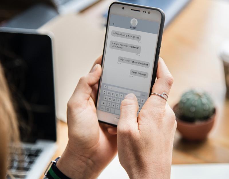 Tecnologías que se mantendrán en tendencia en 2019 - sistemas-conversacionales-800x623