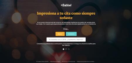 Babbel Dating, guía práctica para ligar en todos los idiomas