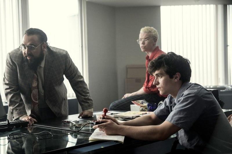 Así se construyó Bandersnatch, la película interactiva de Black Mirror y Netflix - black-mirror-bandersnatch