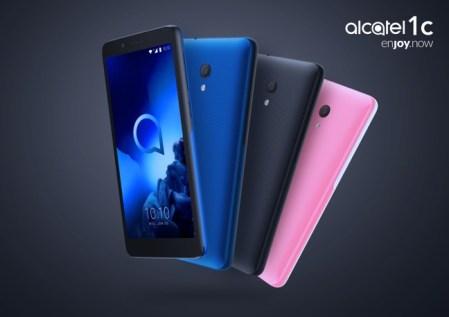 CES 2019: TCL presenta oficialmente su nueva serie de smartphones Alcatel 1