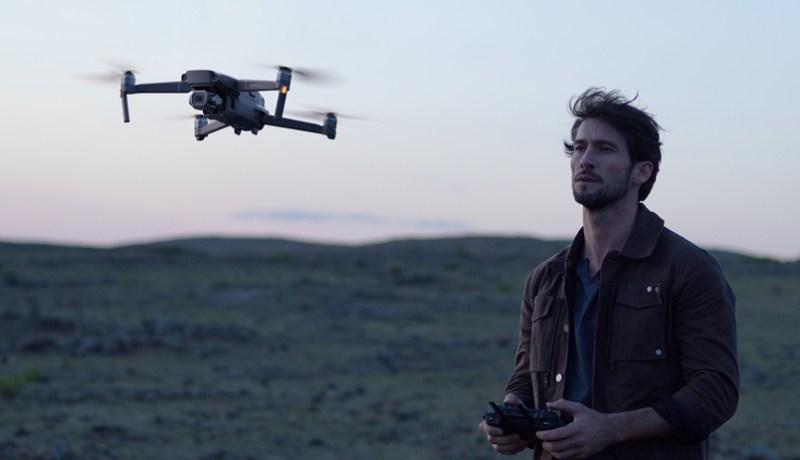 CES 2019: DJI presenta potente control remoto inteligente con pantalla integrada para sus drones - dji-smart-controller-control-remoto-dron