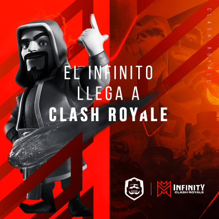 Infinity Esports anuncia su llegada a Clash Royale