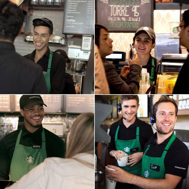 Alianza entre Fundación Alsea y Starbucks para generar empleos y oportunidades a jóvenes en México - jovenes-starbucks