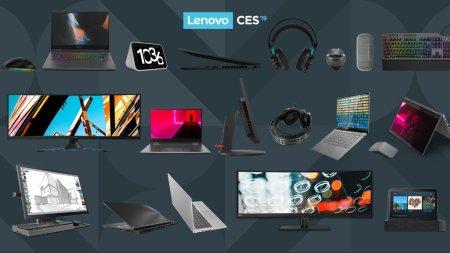 Las novedades que presentó Lenovo en el CES 2019