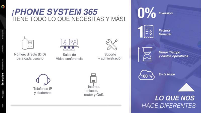 Lanzamiento del servicio Phone System 365 de Microsoft - phone-system-365-c3ntro-telecom-5