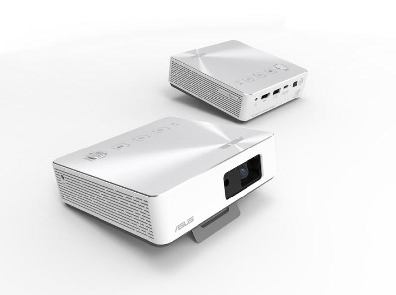 Productos ASUS y ASUS ROG galardonados con premios a la innovación CES 2019 - proyector-portatil-asus-zenbeam-led-s2