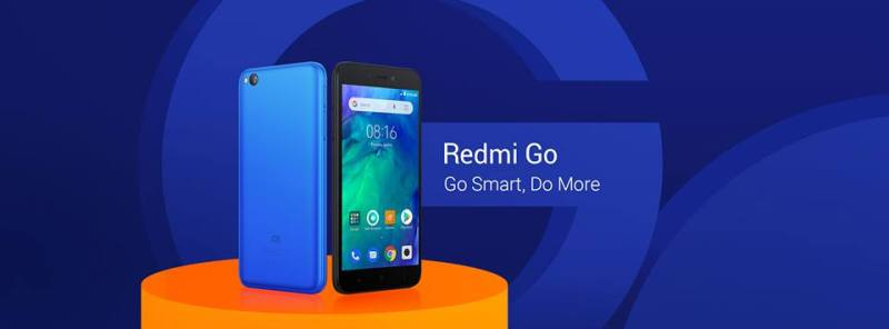 El Redmi Go ya es oficial: costará 80 euros - redmi-go-cover