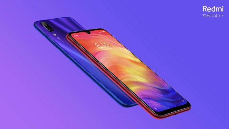Redmi Note 7: así es el primer smartphone de la nueva submarca de Xiaomi - redmi-note-7-hero